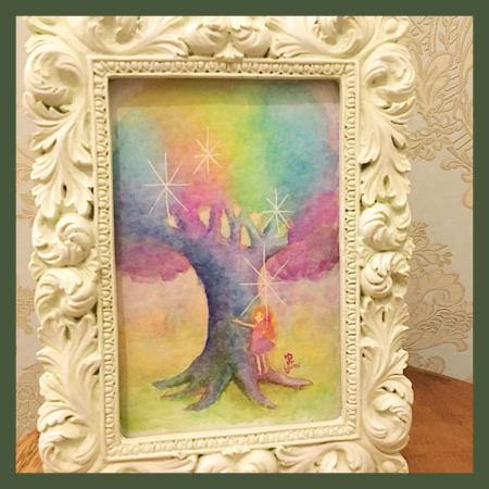 サムネイル用_私の妖精インスピレーション《宇宙の木》